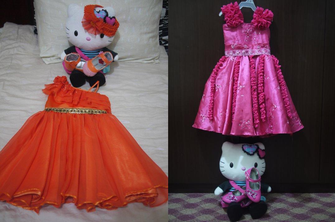 Birthday giveaways ideas in divisoria gowns